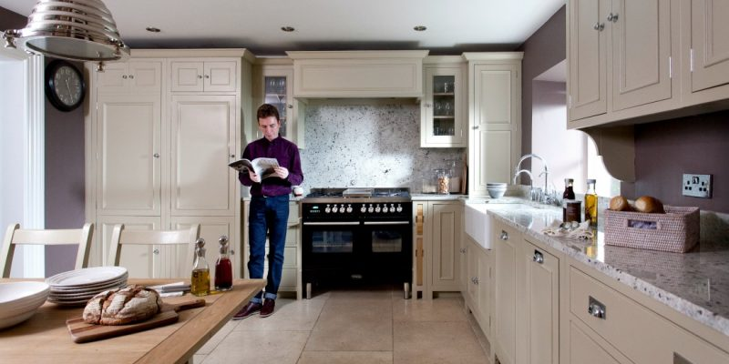 Chichester Kitchen for Ken Doherty
